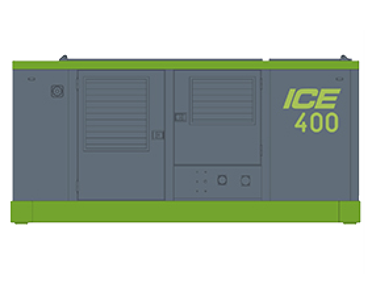 ICE 400 RF POWER PACK