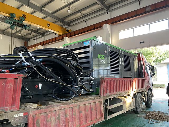 苏州鑫林的设备发货