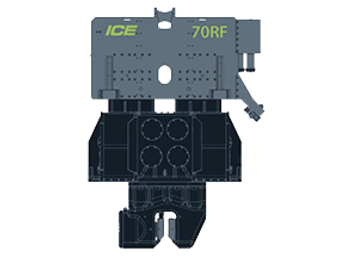 ICE 70RF液压免共振锤