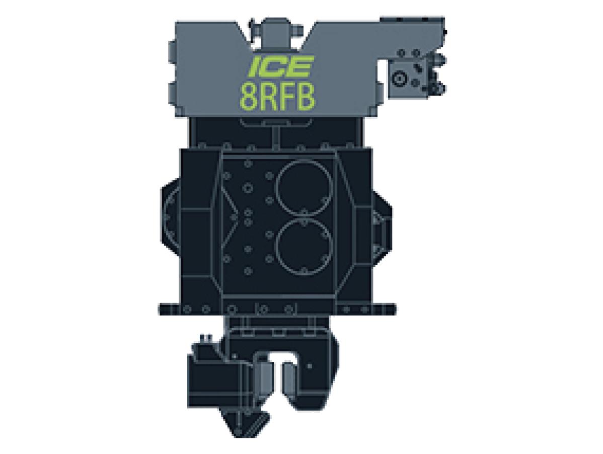 8RFB  免共振液压振动锤