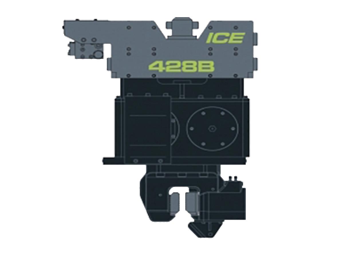 428B 挖掘机用振动锤