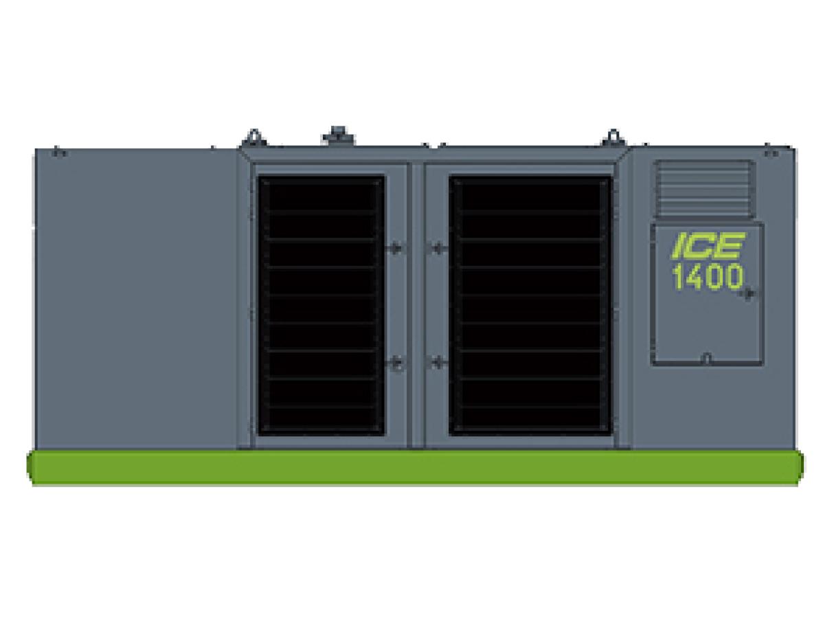 ICE 1400 液压动力站