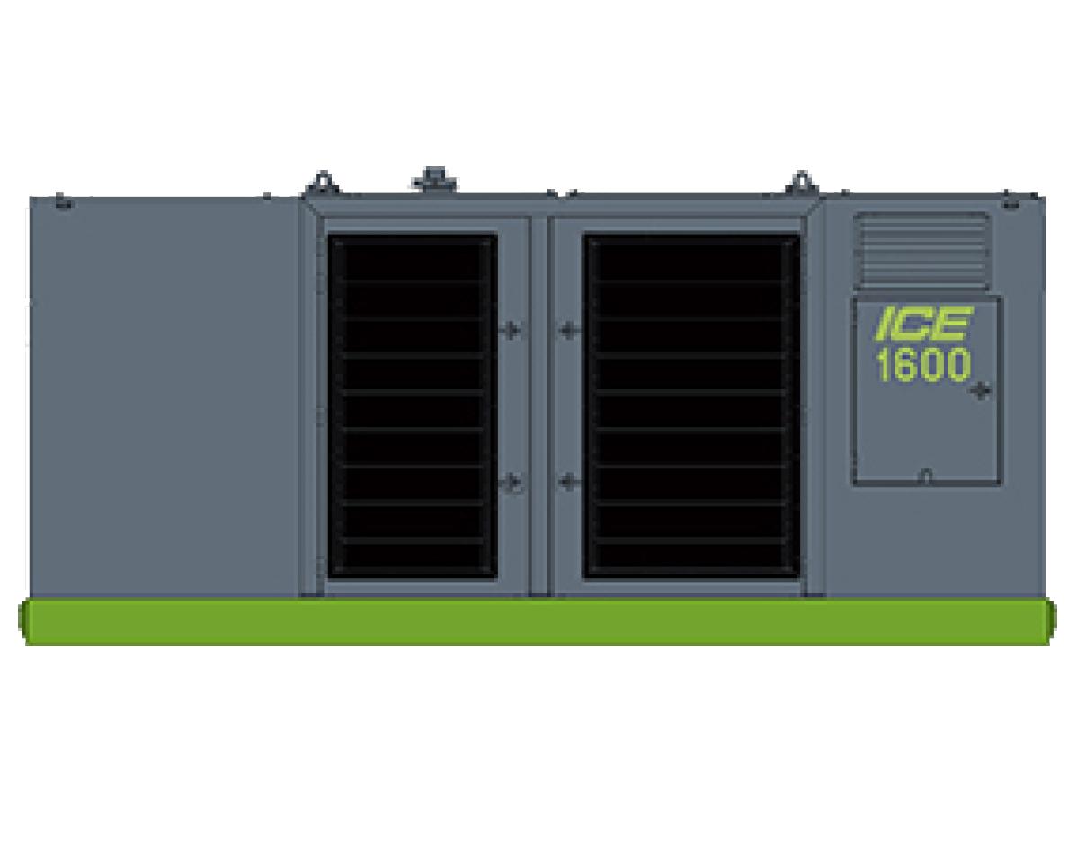 ICE 1600 液压动力站