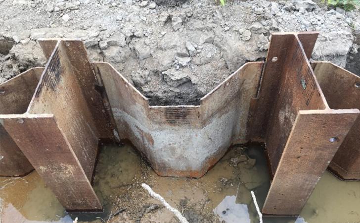 基坑支护方法,什么时候选HUW工法?