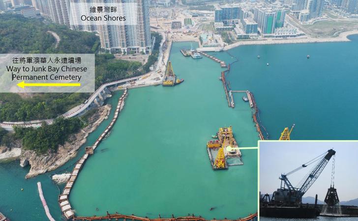 海上插排水带最佳施工方法:香港案例
