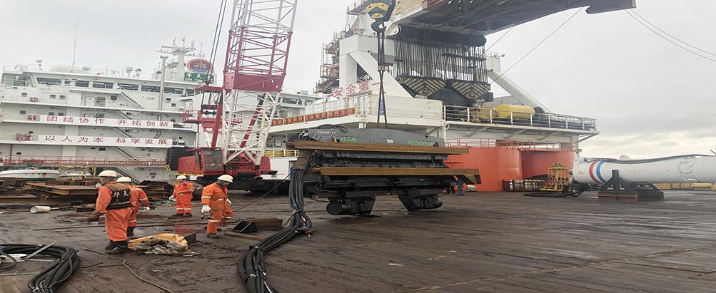 预打桩:对海上基础施工者的好消息