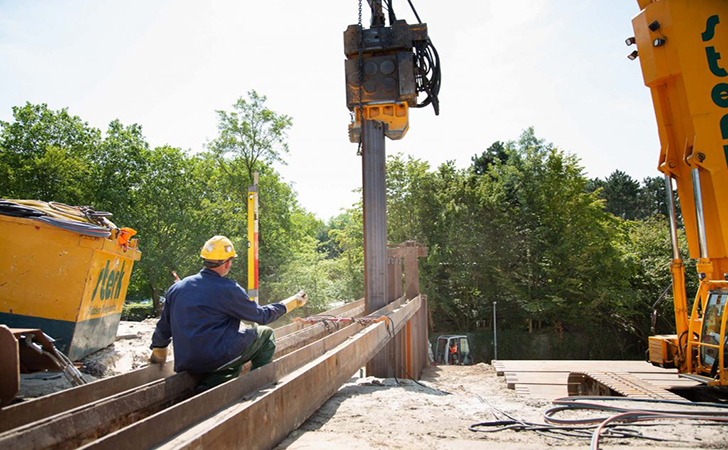 钢板桩的最佳实践--廉价地提高施工效率