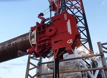 全新结构的振动系统可以降低海上施工费用