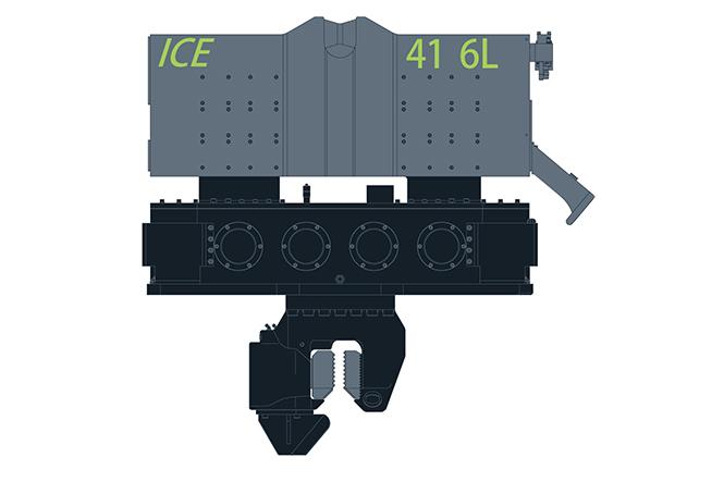 ICE 416L液压振动锤征服致密粉沙土