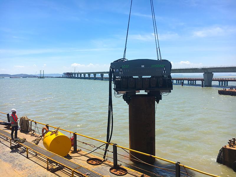 250NF助建金门大桥